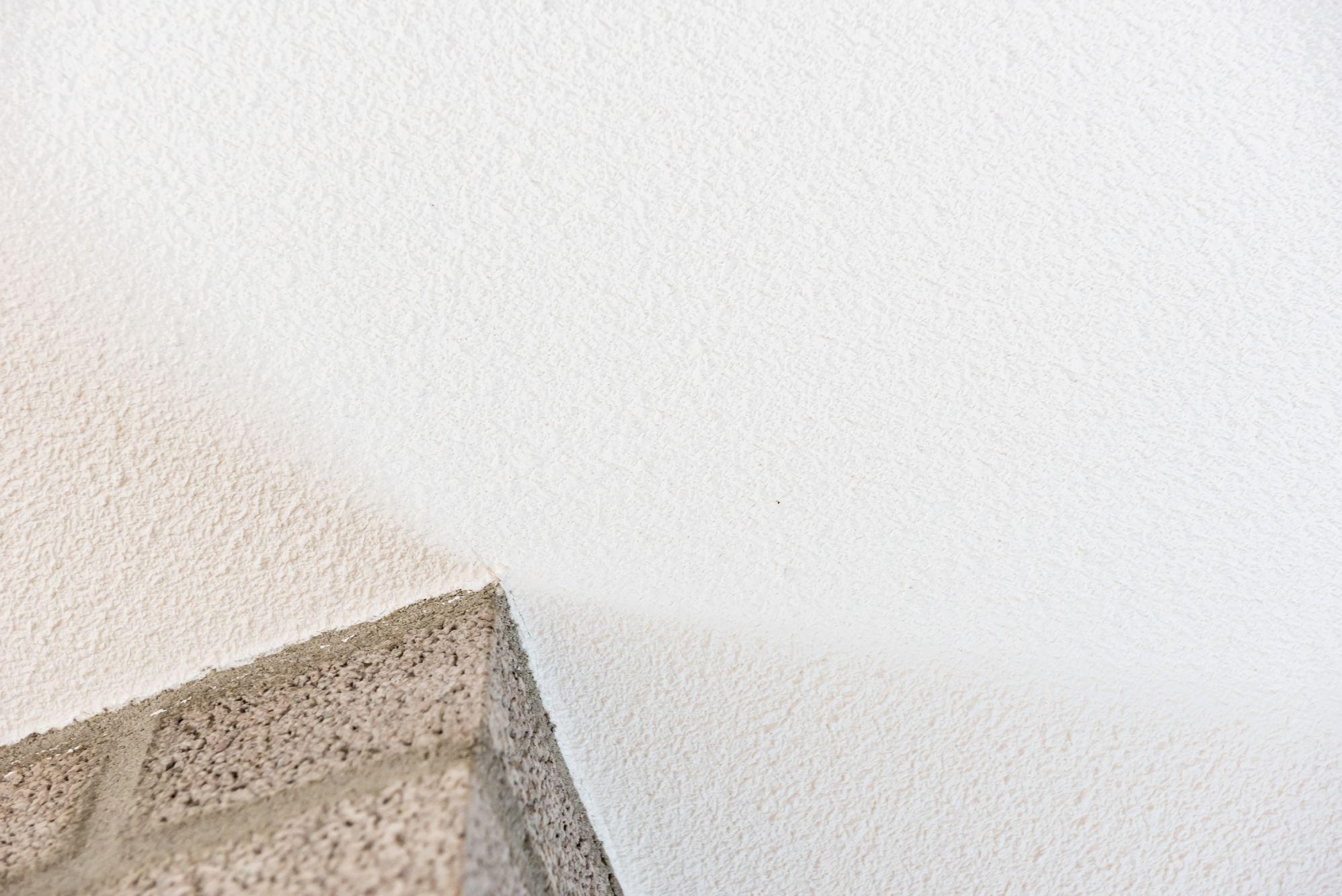 plafond spackspuitwerk detail